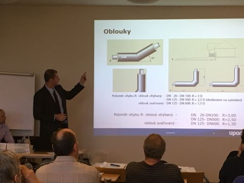 Training for designers of pre-insulated piping